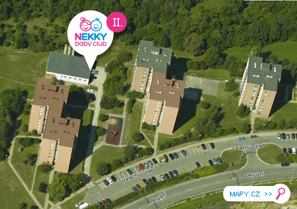 NEKKY II. - mapka