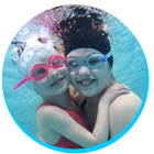Rodinné plavání pro veřejnost