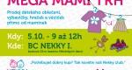 Podzimní MEGA MAMI TRH v BC Nekky – tentokrát v sobotu!