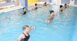 DVĚ VOLNÁ MÍSTA na cvičení Aqua aerobic