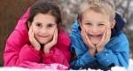 Jak se připravit s dětmi na ZIMU?