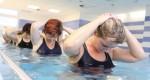 AQUA AEROBIC cvičení pro ženy všech věkových kategorií …