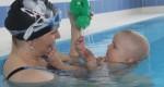 Volné místo ve skupince plavání pro nováčky 6-7měsíců