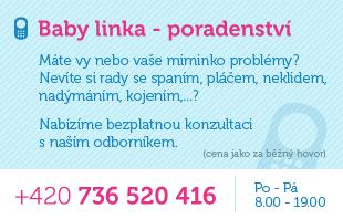 Baby linka - BC NEKKY